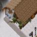 季節の内装:正月かざり